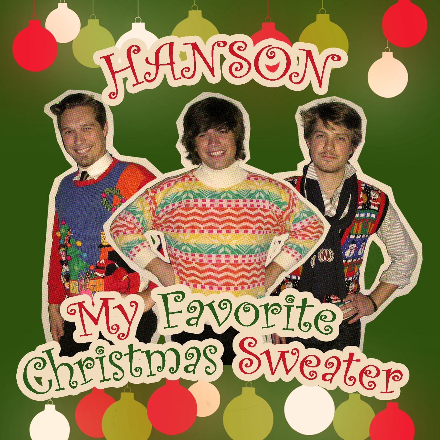 My Favorite Christmas Sweater Winners - HANSON.NET
